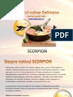 Retete Scorpion