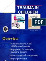 17 - Trauma in Children.ppt