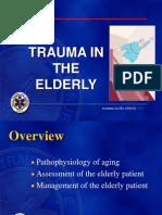 18 - Trauma In Elderly.ppt