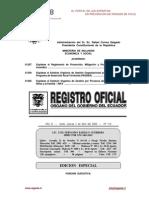 ReglamentoPrevencionIncendiosEcuador