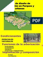 Arborizacion de Parques