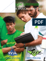 TFDA & TYUL Annual Report