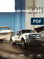 2011 RV and Trailer Towing Guide