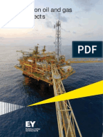 EY Spotlight on Oil and Gas Megaprojects