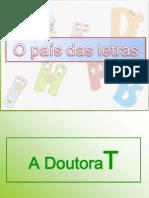 O País Das Letras - Letra T