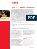 Avaya 1600 Series IP Deskphones - Brochure LB3472.pdf