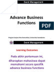 3 Advance Business Functions.ppt