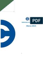 Informe Mercado Automotor Marzo2014