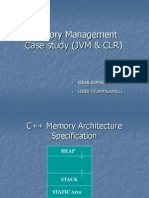 Memory Architecture