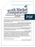 The Stock Market Jumpstarter V2.0