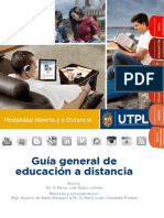 Jornada de Asesoria Desistema UTPL