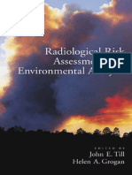 Radiological Risk Assessment