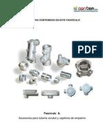 CATALOGO de PROD - Accesorios Para Tubería Conduit y Cajetines de Empalme