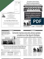 Diario El mexiquense 29 octubre 2014