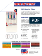 Dip Drug Tests - Rapid Detect INC