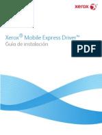 Xerox Mobil Manual