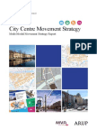 City Centre Movement Strategy 2012