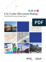 City Centre Movement Strategy 2012