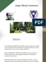 Liceul Mircea Vulcanescu