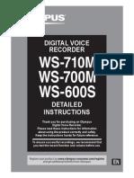 Digitaal Voice Recordr