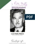Cuaderno Estudiante Luis Pales Matos