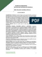 GLOSARIO DE TÉRMINOS URBANÍSTICOS