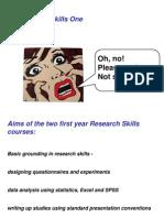 Questionnaire Design 2012