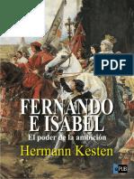 Fernando e Isabel - Hermann Kesten - 7960