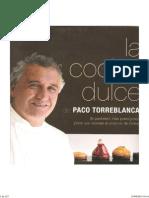 La Cocina Dulce1. Paco Torreblanca