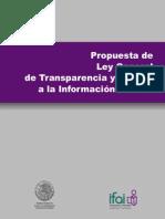 Propuesta de Ley General de TAI PDF