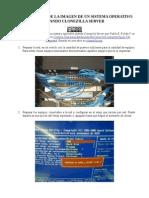 Restauración de La Imagen de Un Sistema Operativo Usando Clonezilla Server