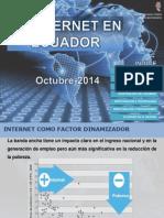 Internet en Ecuador 2014