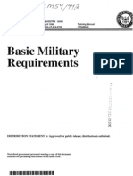 BASIC MILITARY REQUIREMENTS (US NAVY)