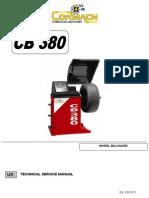 CB 380 Service Manual