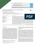 Amin Mohebkhah Et Al_2014_Elsevier_Overstrength and Rotation Capacity for EBF Links