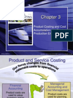 Product Costing