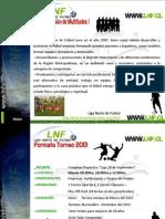 Liga de Futbol LNF 2013