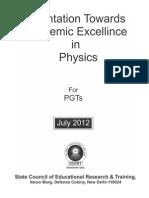 2012 PGT Physics Part1