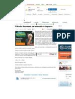 Cálculo Da Massa Para Amostras Impuras - Brasil Escola