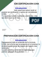 PREPARACI_N CERTIFICACI_N CCNA(ASPECTOS GENERALES).ppt