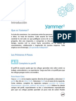 Yammer Introducción