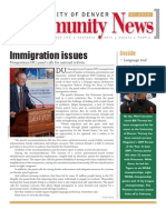 January 2010 Community News