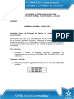 DEESARROLLO-Actividad de Aprendizaje Unidad 2 Clases de Sistemas de Gestión