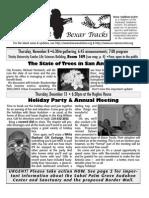 Volume XXV, No. 5 November-December 2007