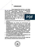 plan Anual de Capacitacion Pnp Del Año 2015