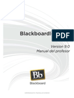 Blackboard Learn Instructor Manual for Release 9