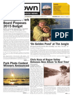 November 2014 Uptown Neighborhood News