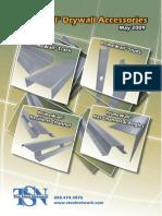 TSN PrimeWall Catalog May09