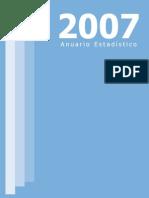 Anuario de proyeccion de poblacion de nicaragua 2007