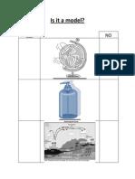 assessment probe - models